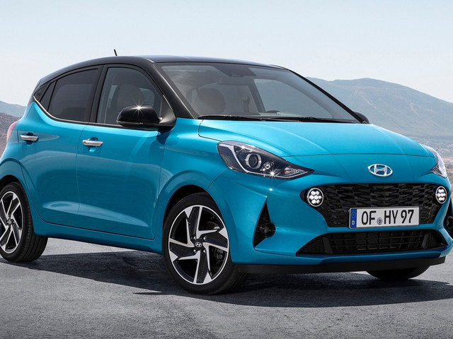 2020 Euro-spec Hyundai i10 revealed ahead of Frankfurt debut