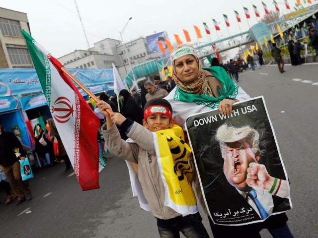 Iran Is Just Loving the Trump Era So Far