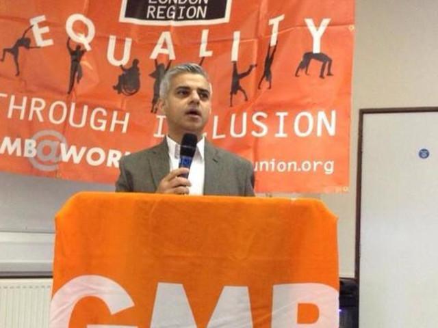Khan Chooses Union Backers Over 3.5 Million Londoners