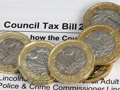 Council tax bills set to rise by average £70 next year (4% rise more than double the inflation rate)