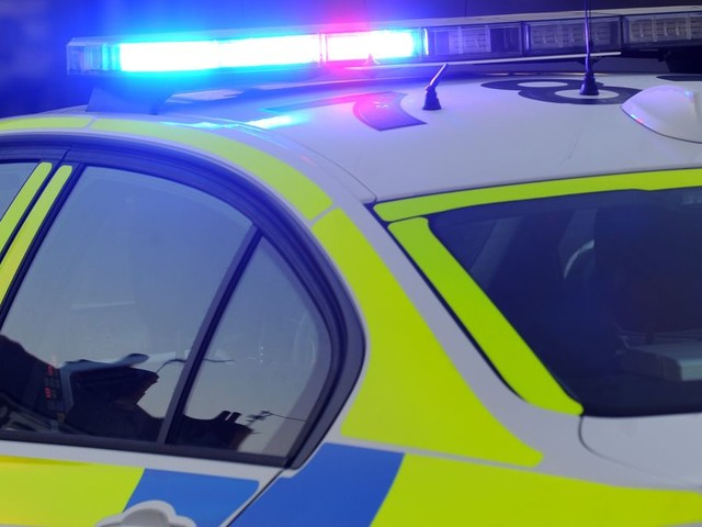 I was speeding to avoid falling asleep, driver tells police