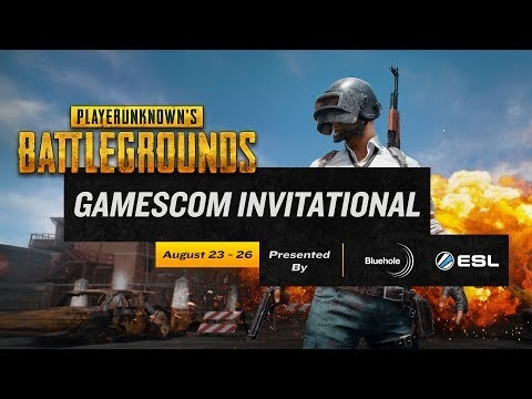 Multiplayer eSports Battle Games - PlayerUnknown's Battlegrounds is Entering the World of eSports (TrendHunter.com)