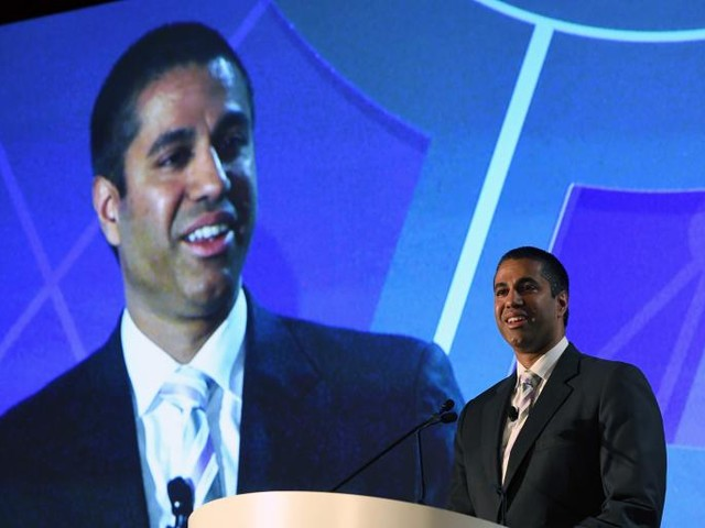 The Alt-Right Is Cheering Ajit Pai's Latest Argument for Killing Net Neutrality
