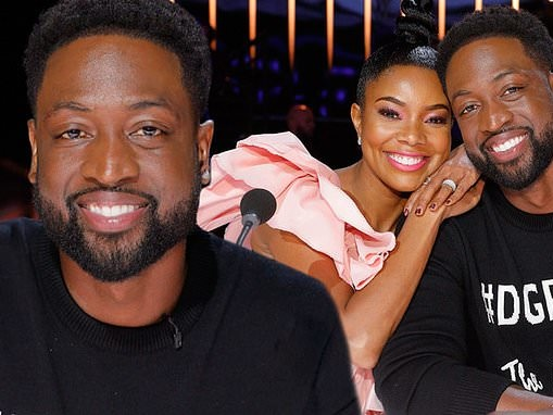 America's Got Talent: Dwyane Wade hits Golden Buzzer for act while guest judge with Gabrielle Union