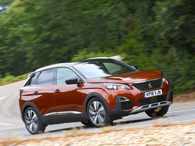 Nearly new buying guide: Peugeot 3008