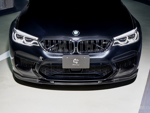 3D Design releases the aero program for the BMW F90 M5
