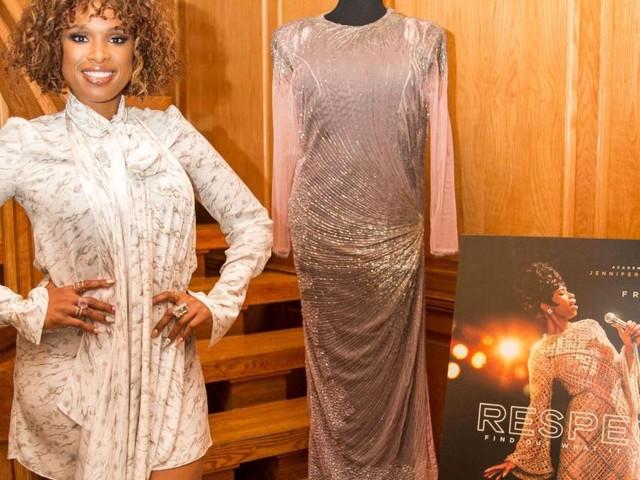 Jennifer Hudson shoulders Aretha Franklin's demons in biopic 'Respect'