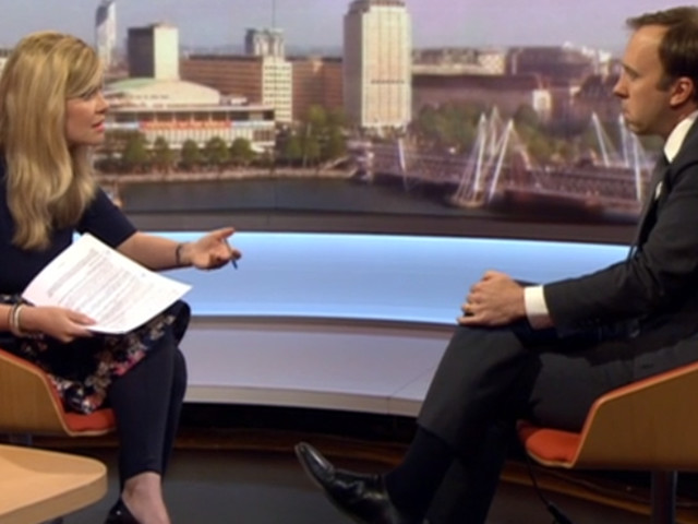Sunday Shows Round-Up: Emma Barnett Destroys All In Her Path And It's McCluskey Vs Mandelson On Brexit