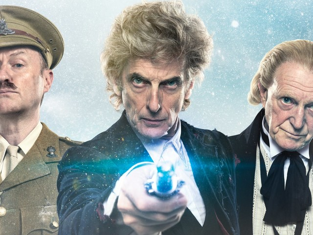 Doctor Who: Check Out an Extended Sneak Peek at the Christmas Special