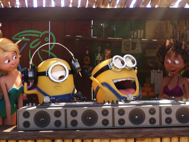 'Despicable Me 3' Tops Japanese Box Office
