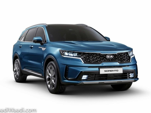 Kia Sorento SUV (Compass Rival) Could Launch Next Year In India