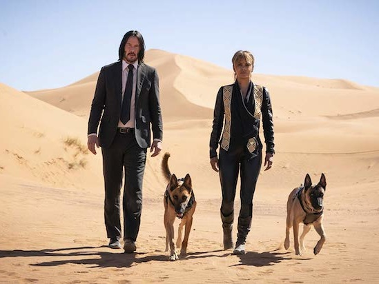 'John Wick: Chapter 3' Tops 'Avengers: Endgame' With $57 Million Opening