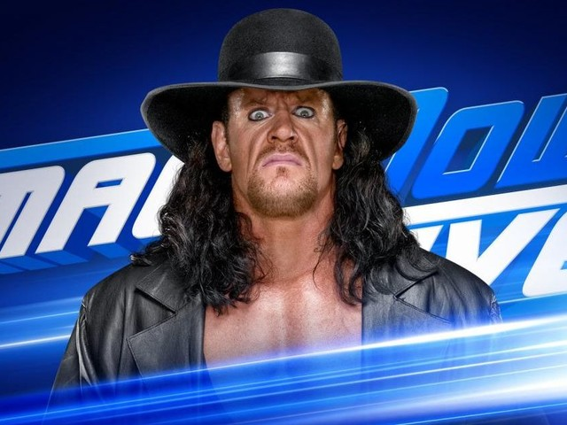 WWE SmackDown 1000 LIVE results and latest updates as The Undertaker, Rey Mysterio and Batista return