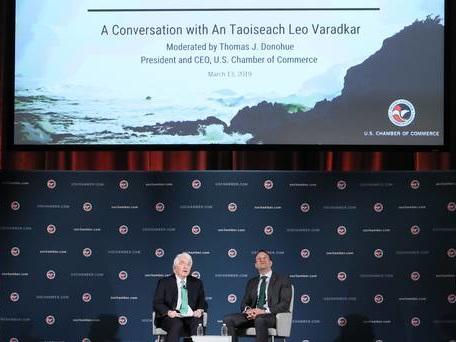 Varadkar: Ireland's corporate tax rate brings certainty