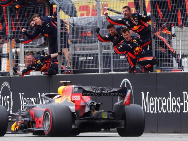 Max Verstappen Wins Crazy German Grand Prix as Vettel Pulls Off a Comeback