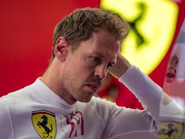 F1: 'Sebastian Vettel has no future at Ferrari', says Helmut Marko