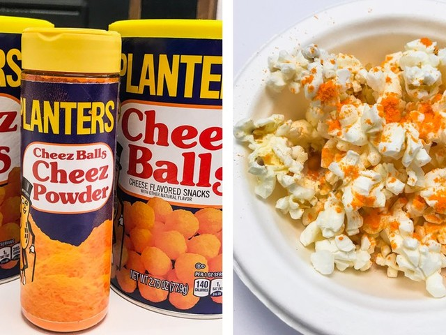 The iconic Cheez Balls are back and Planters is giving away shakers of Cheez Powder to celebrate