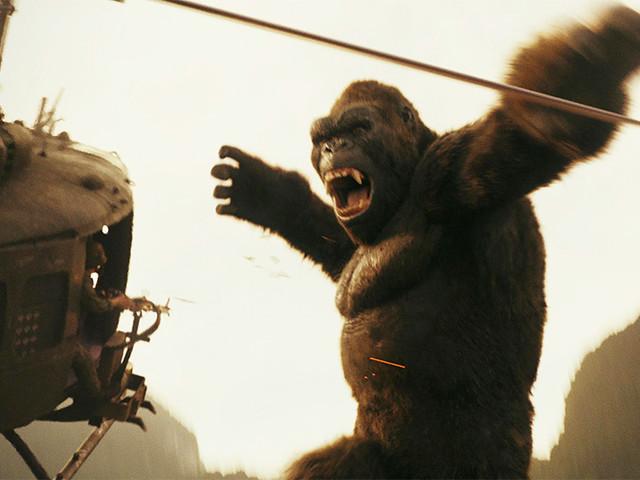 Box Office: 'Kong: Skull Island' Opens With $3.7 Million on Thursday