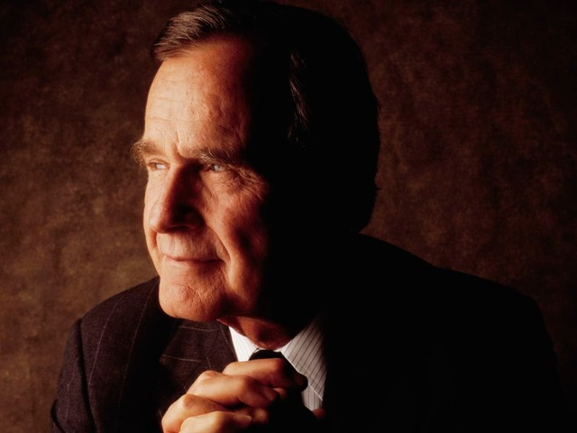 George H.W. Bush, 41st president of the United States, dies at 94 - Washington Post