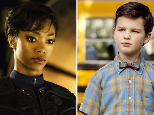 Poll: What's the Best New Broadcast TV Show of the Fall So Far?