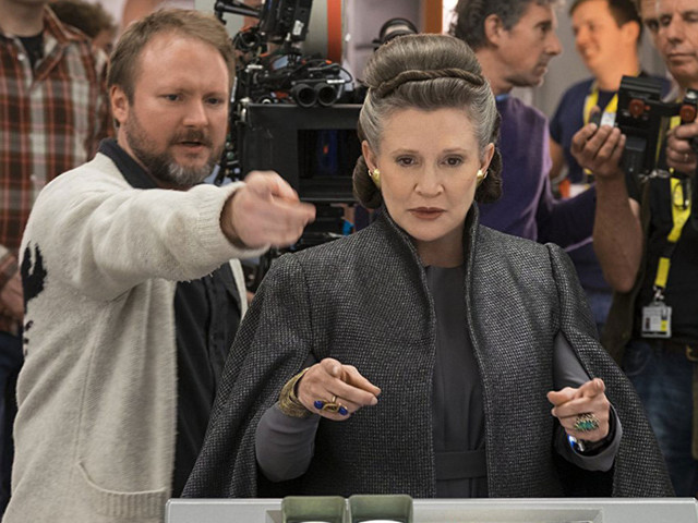 Rian Johnson Didn't Want to Direct Somebody's Sequel. Then Star Wars: The Last Jedi Came Along