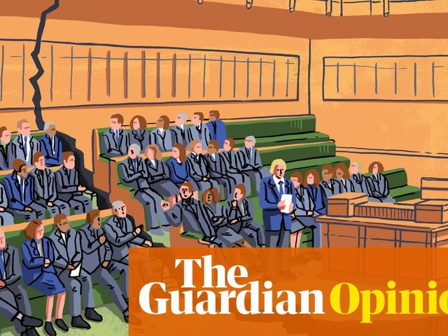 The UK faces a nation-defining battle that will split the Tory party | Martin Kettle