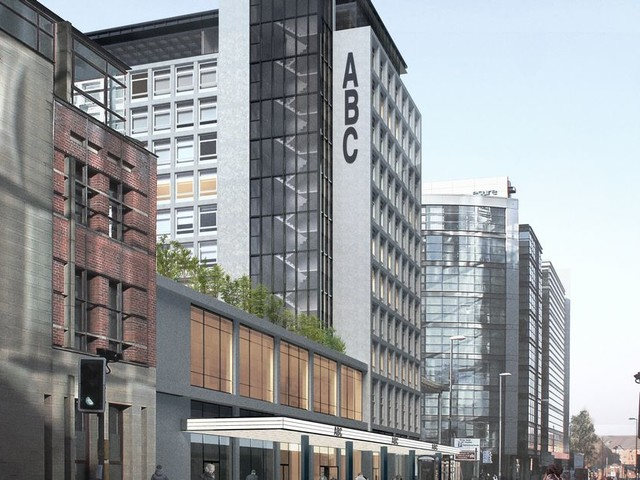 Building consultancy Paragon to drive redevelopment of Allied London's ABC Buildings project