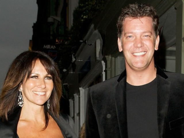 Linda Lusardi's husband says she 'still has a way to go' after coronavirus battle but is 'getting better by the hour'