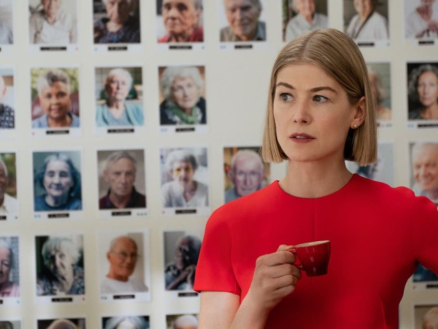 I Care a Lot review: Rosamund Pike toys with her Gone Girl image to exhilarating effect