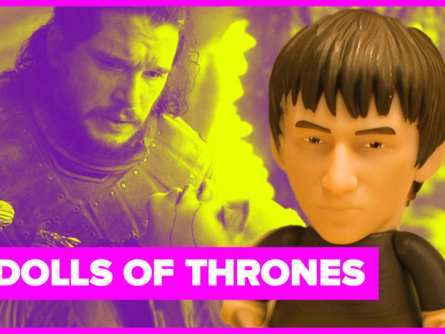 Game of Thrones' Water Bottle Culprit Revealed in the Final Dolls of Thrones Recap