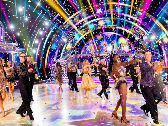 Strictly Come Dancing Week 1 Song And Dance Choices Revealed