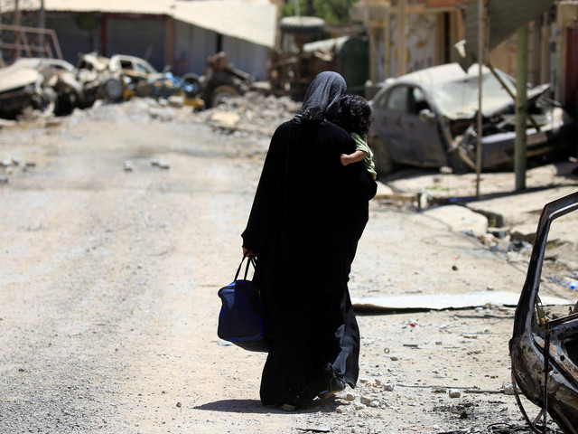 Trump's War To 'Annihilate' ISIS Is Raising Civilian Casualties