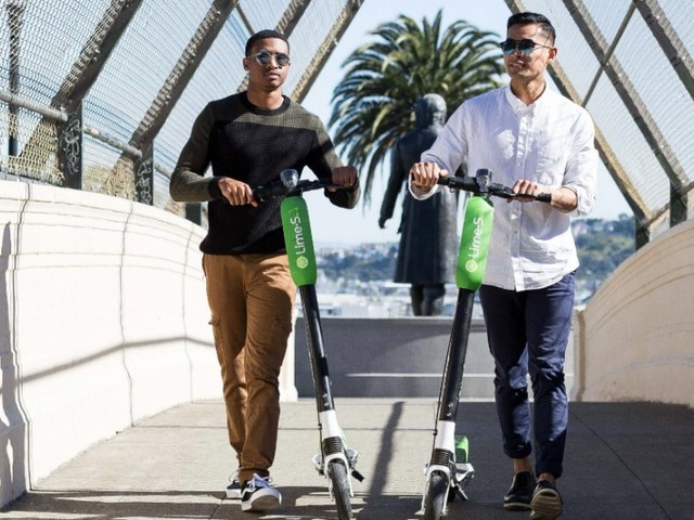 Top European investors are betting the crazy $3 billion US scooter trend will go global