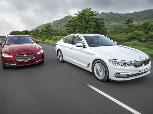 Luxury carmakers post strong sales despite GST hurdle