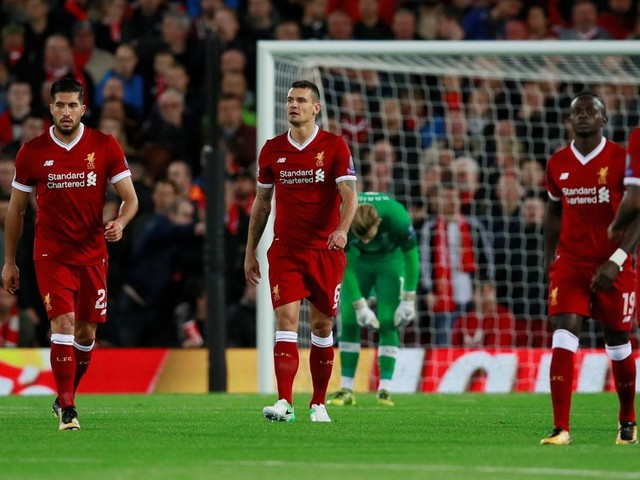 Liverpool player ratings from 2-2 draw against Sevilla as Reds let lead slip on return to Champions League