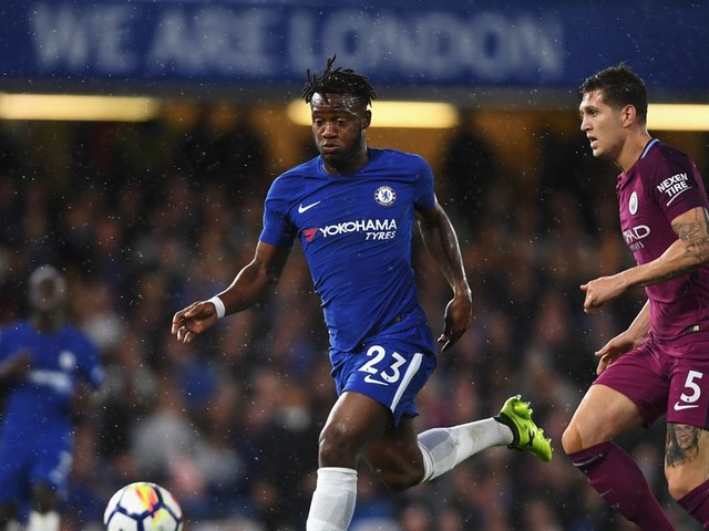 Batshuayi addresses latest exit rumors and his relationship with Conte and Morata