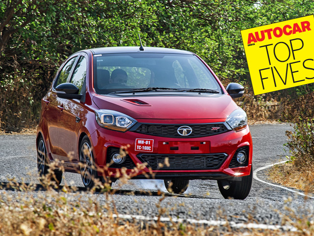 Most fun-to-drive small cars under Rs 10 lakh in India