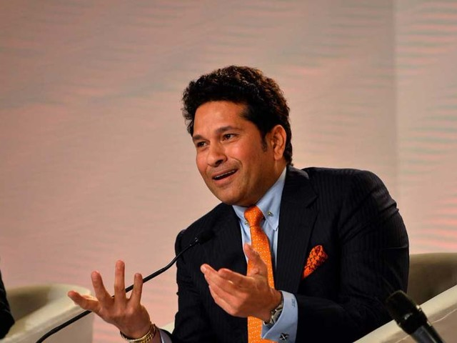 Sachin Tendulkar Urges Youngsters To Stop Being Couch Potatoes