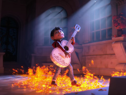 Box Office: 'Coco' Topping 'Justice League' With $70 Million Over Thanksgiving Weekend