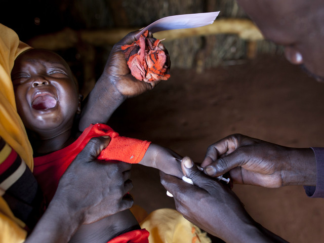 Can malaria be wiped out?