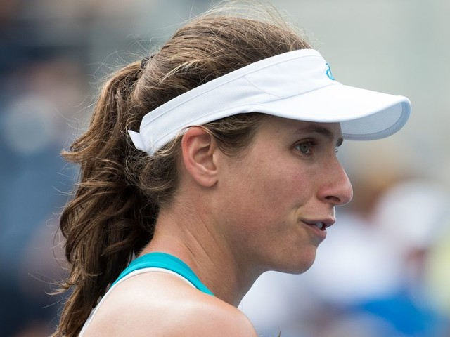 Jo Konta to miss WTA Finals after being ruled out of Kremlin Cup through injury