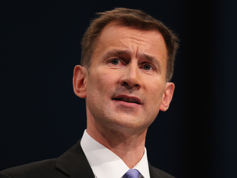 Jeremy Hunt: who is the Tory leadership candidate?