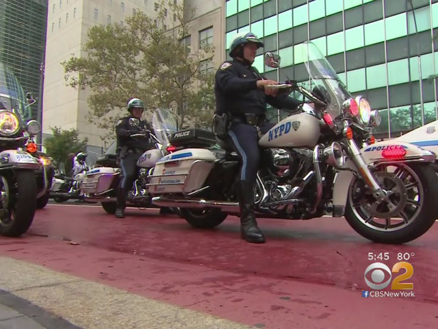 NYPD Escorts World Leaders For General Assembly In 'Super Bowl' Of Motorcades
