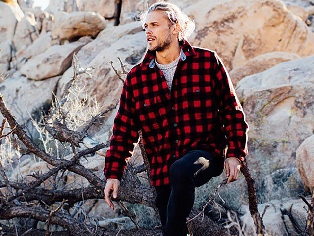 These stylish flannel shirts are the perfect pieces for heading into fall weather