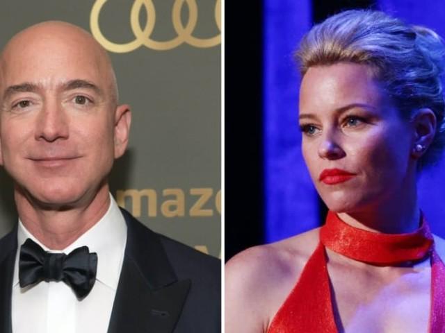 Elizabeth Banks Shades Jeff Bezos' Safe Return From Space