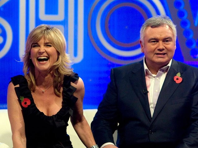 Anthea Turner recalls 'rift' with Eamonn Holmes which led to her GMTV exit