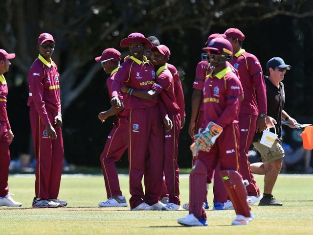 West Indies' Persaud, Perez leave U-19 World Cup midway