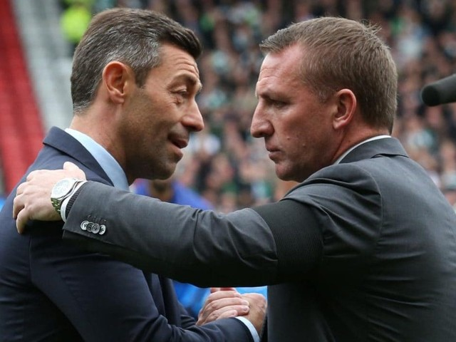 Caixinha hits out at Rodgers ahead of the Old Firm derby: Mind games do not affect me