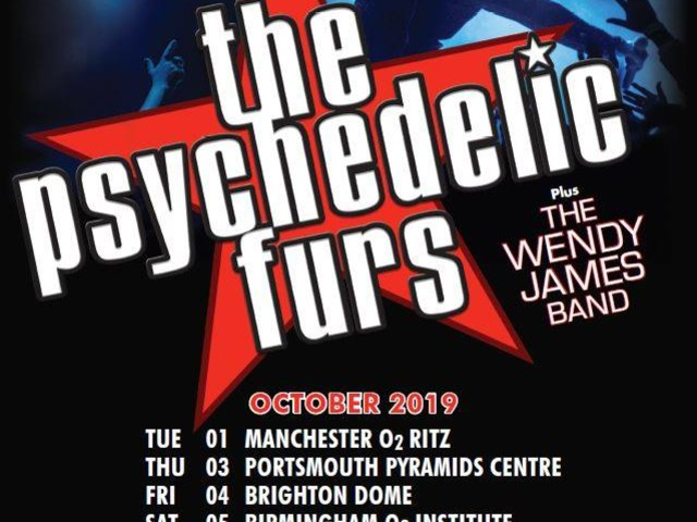 The Psychedelic Furs – 2019 UK Tour preview and idiosyncratic career retrospective