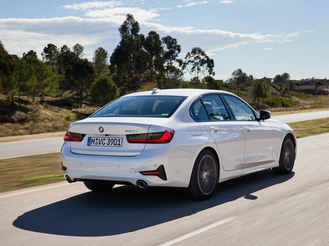 BMW 3 Series 320d Sport 2019 review